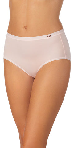 Infinite Comfort Brief - Pink Chiffon