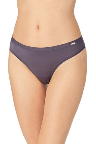Infinite Comfort Thong - Carbon