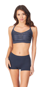 Active Balance Sport Bra - Deep Sea