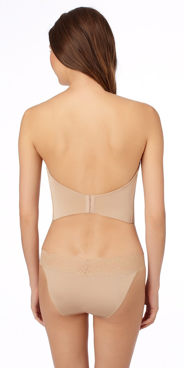 Soiree Bustier - Natural