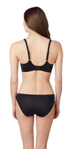 Tisha Evolution Bra - Black