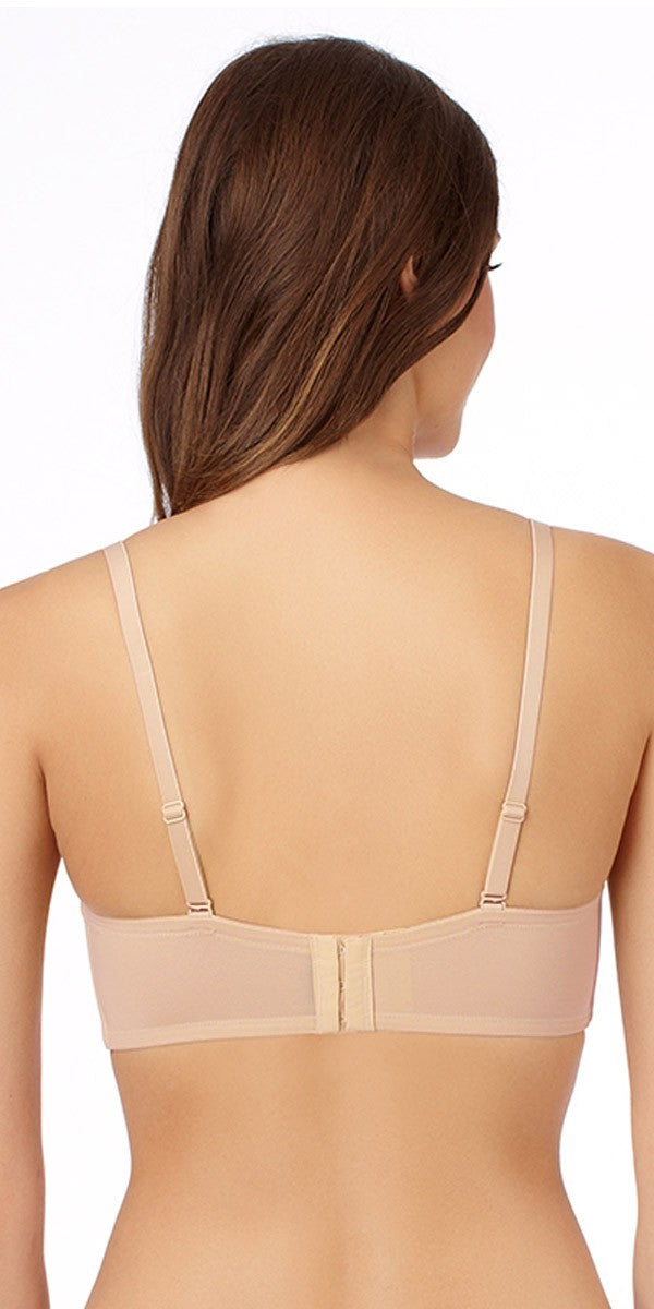 Sculptural Strapless Bra - Natural