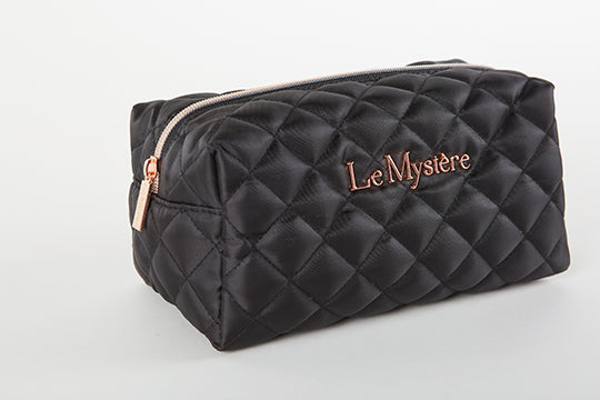 Le Mystere Cosmetic Bag - Black