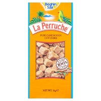 La Perruche Brown Rough Cut Sugar Cubes (1 KG)