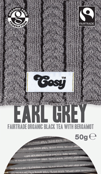 Cosy Earl Grey Tea (1x20 envelopes)