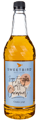 Sweetbird Sugar-Free Salted Caramel Syrup (1 LTR)