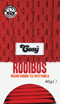 Cosy Organic Roobius Tea (1x20 envelopes)