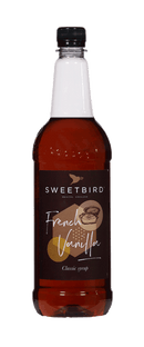 Sweetbird French Vanilla Syrup (1 LTR)