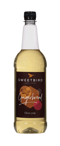 Sweetbird Gingerbread Syrup (1 LTR)