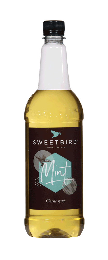 Sweetbird Mint Syrup (1 LTR)