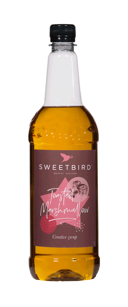Sweetbird Toasted Marshmallow Syrup (1 LTR)