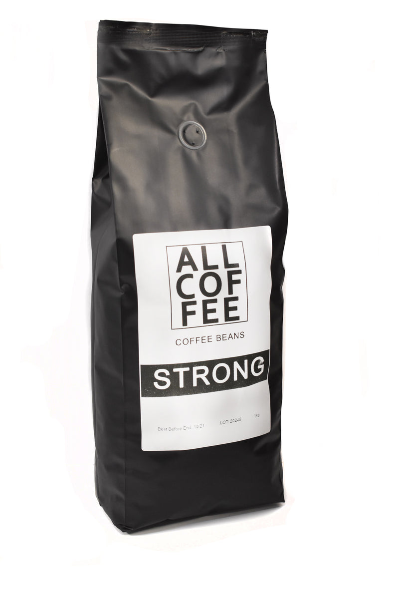 All Coffee - Strong Coffee Beans (1kg)