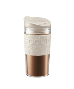 Bodum Travel Mug - White