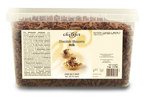 Luxury Belgian Chocolate Shavings (1 KG)