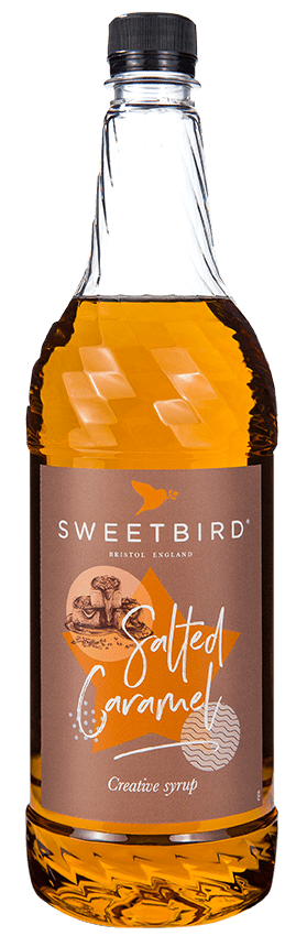 Sweetbird Salted Caramel Syrup (1 LTR)