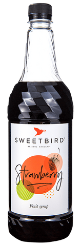 Sweetbird Strawberry Syrup (1 LTR)