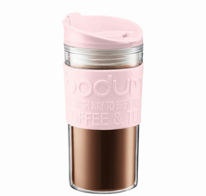 Bodum Travel Mug - Pink