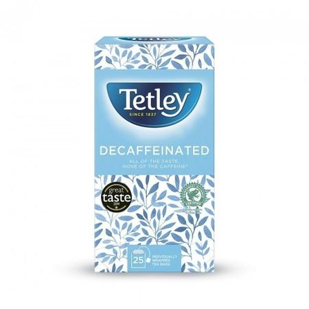 Tetley Decaf Tea (1x25 envelopes)