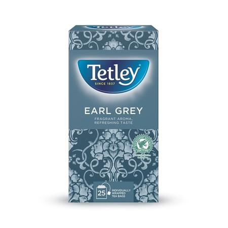 Tetley Earl Grey Tea (1x25 envelopes)