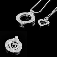 Couples Necklace Men & Women Jewelry