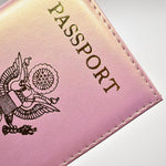 Fashion USA Passport Cover