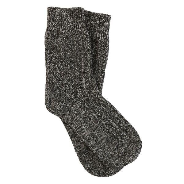 Heavyweight Twist Rib Crew Socks