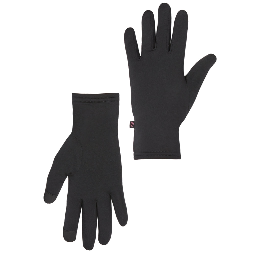 Stretch Gloves with Plush Lining