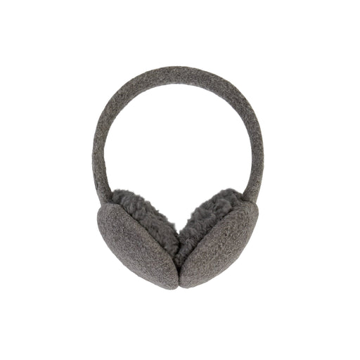 Fleece & Faux Fur Earmuff