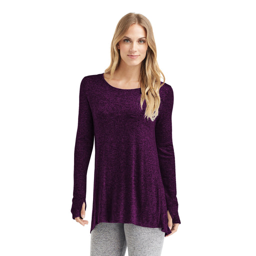 SoftKnit Long Sleeve Tunic