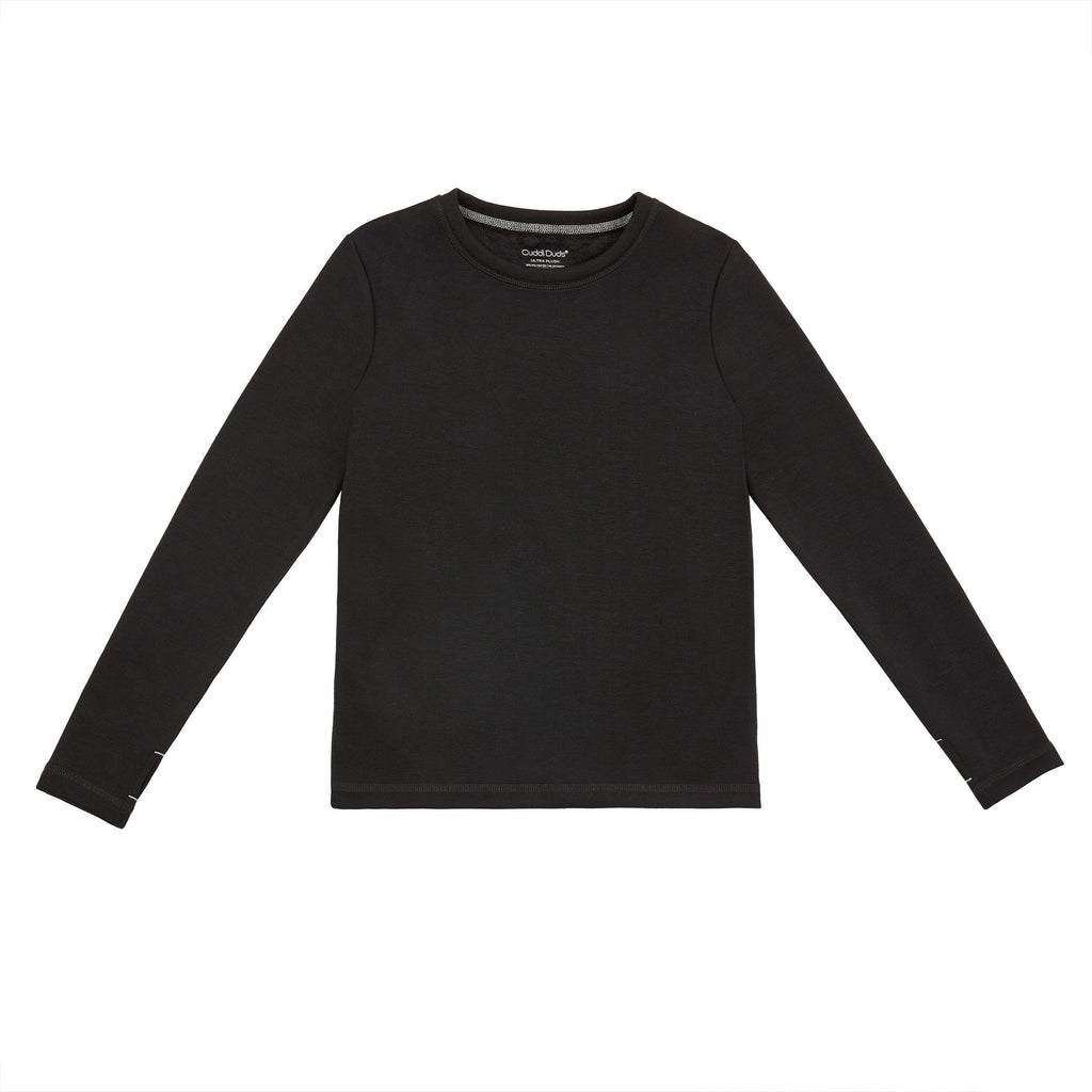 Boys Ultra Plush Long Sleeve Crew