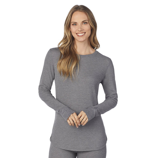 Stretch Thermal Long Sleeve Crew