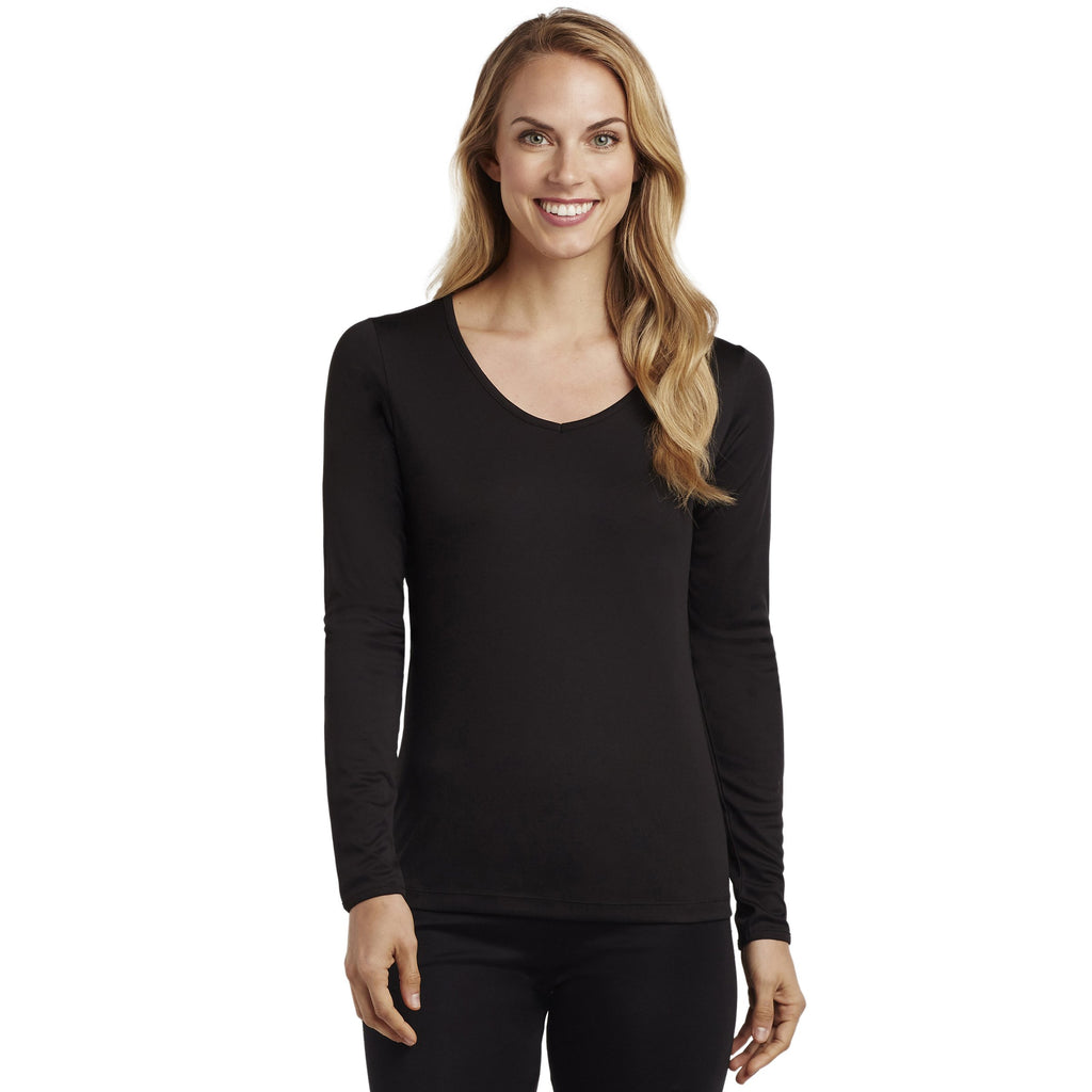 Climatesmart Long Sleeve V-Neck