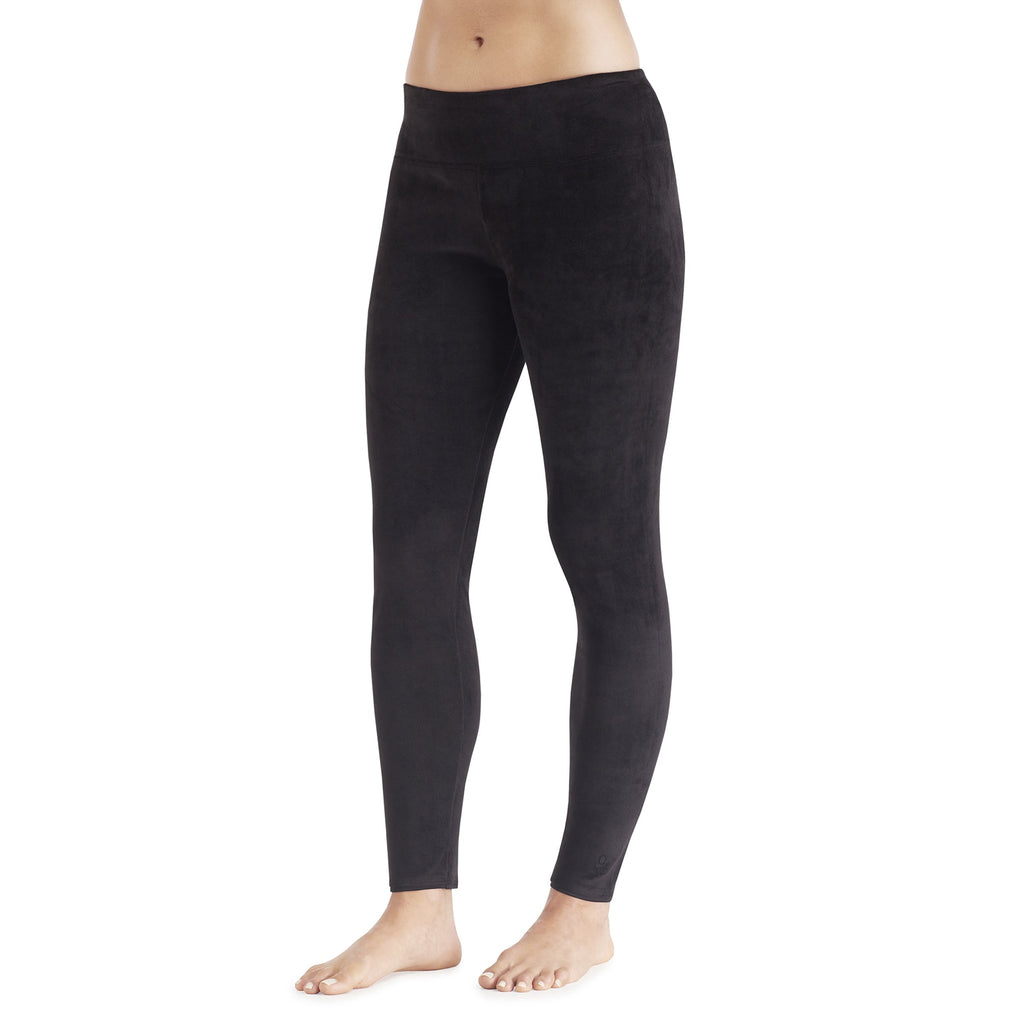 Double Plush Velour Legging