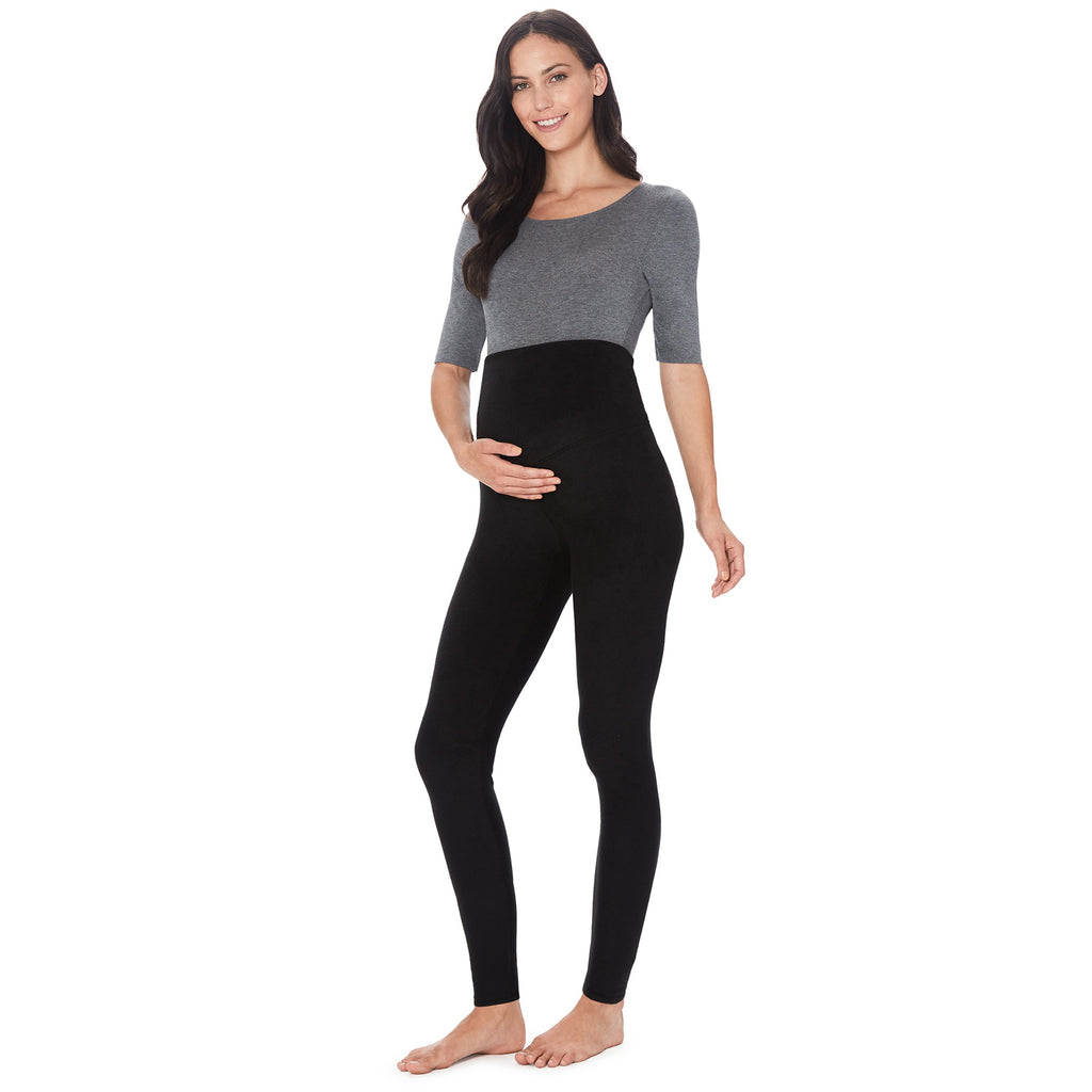 Fleecewear With Stretch Maternity Legging