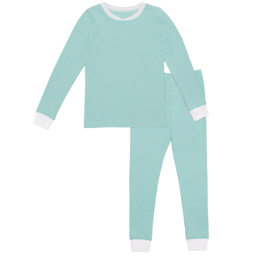 Toddler Girls Thermal 2 pc. Long Sleeve Crew & Legging Set