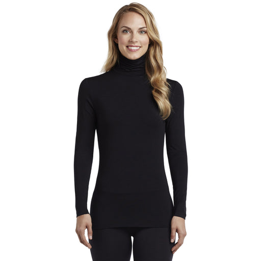 Softwear With Stretch Long Sleeve Turtleneck