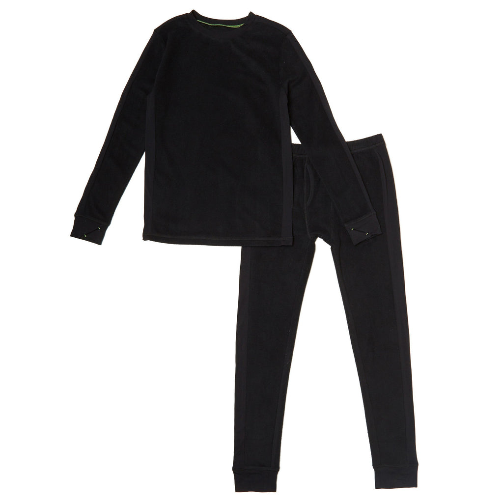 Boys Fleece 2 pc. Long Sleeve Crew & Pant Set