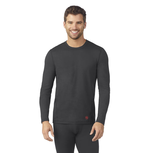 Far Infrared Enhance Long Sleeve Crew