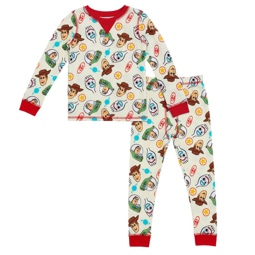 Disney Pixar's Toy Story Toddler Boys Thermal 2 pc. Long Sleeve Crew & Pant Set