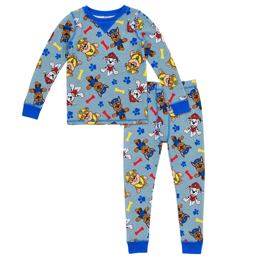 Nickelodeon's Paw Patrol Toddler Boys Thermal 2 pc. Long Sleeve Crew & Pant Set