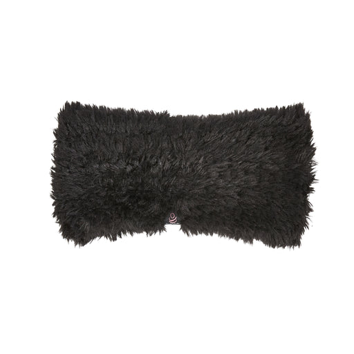Knit Furry Yarn Headband