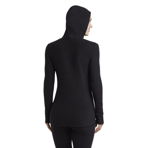 "Black;Model is wearing size S. She is 5'9"", Bust 32"", Waist 25.5"", Hips 36""."