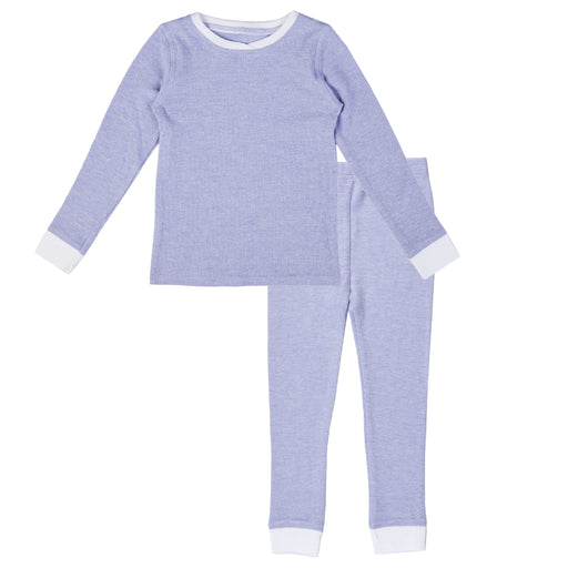 Toddler Girls Thermal 2 pc Long Sleeve Crew Set