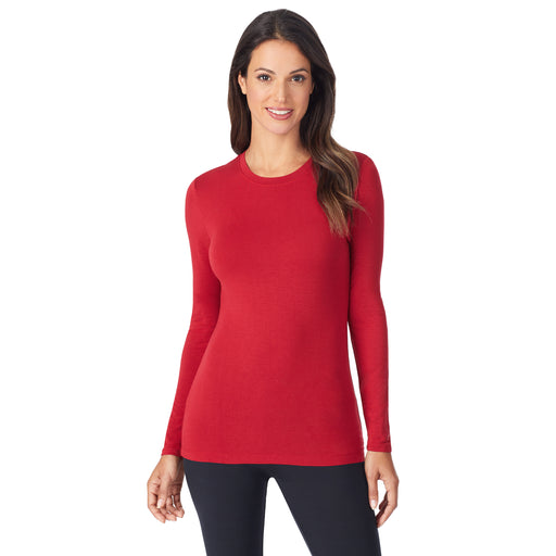 Softwear With Stretch Long Sleeve Crew