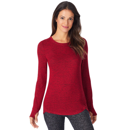 SoftKnit Long Sleeve Crew