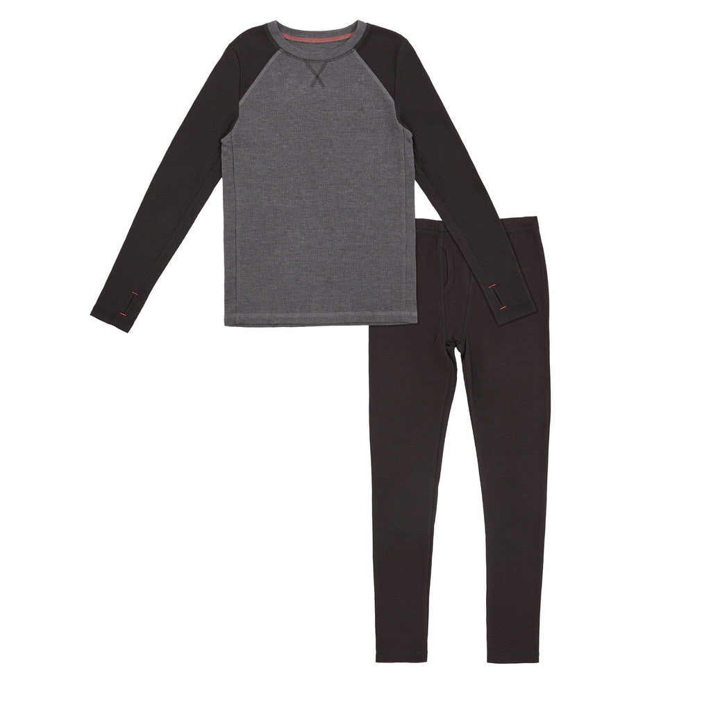 Boys Thermal 2 pc. Long Sleeve Crew & Pant - Set