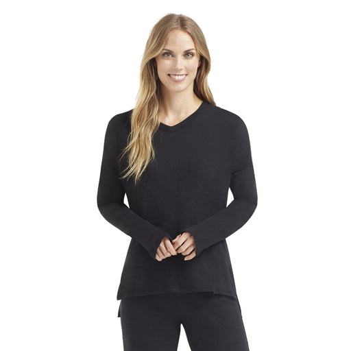 Comfortwear Long Sleeve V-Neck Pullover