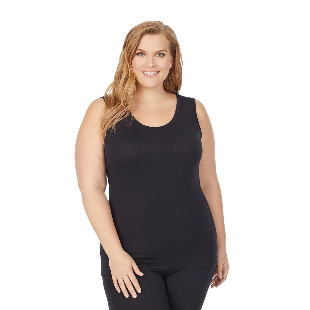 Softwear With Stretch Reversible Tank PLUS