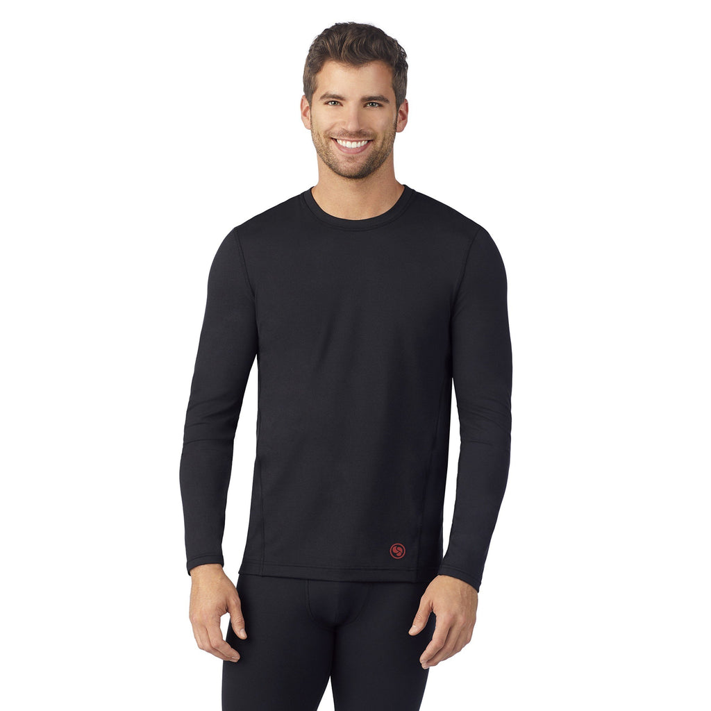 Far-Infrared Enhance Long Sleeve Crew BIG