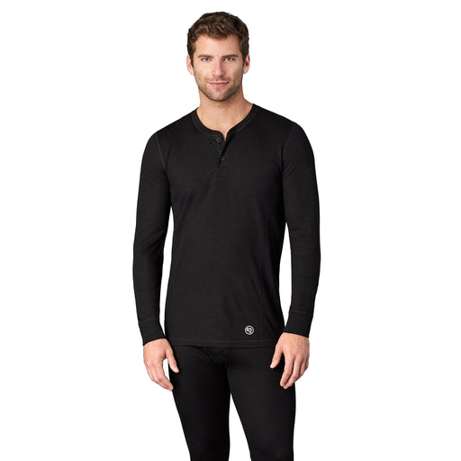 ProExtreme Long Sleeve Henley BIG
